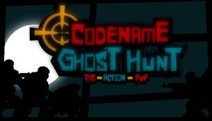 Codename Ghost Hunt cover
