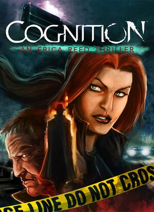 Cognition: An Erica Reed Thriller cover