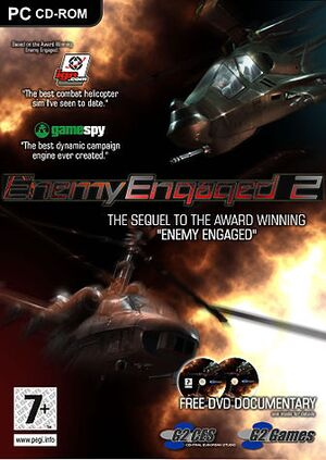 Enemy Engaged 2 cover