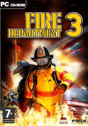 Fire Department 3 cover
