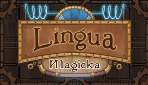 Lingua Magicka cover