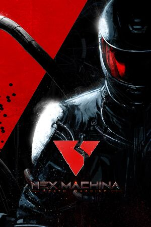 Nex Machina: Death Machine cover