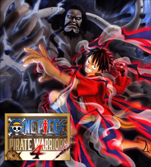One Piece: Pirate Warriors 4 cover