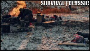 Survival Classic cover