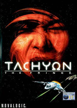 Tachyon: The Fringe cover