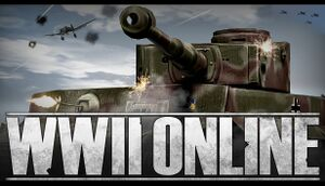 World War II Online cover