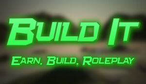 Build It cover