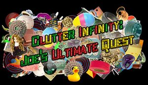 Clutter Infinity: Joe's Ultimate Quest cover