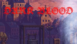 Dark Blood cover