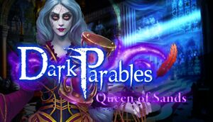 Dark Parables: Queen of Sands cover