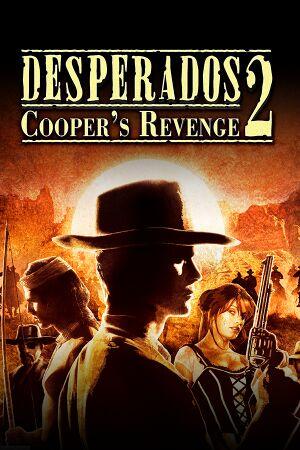 Desperados 2: Cooper's Revenge cover