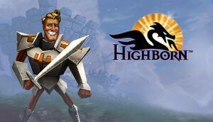 Highborn cover