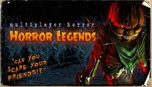 Horror Legends cover