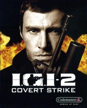 I.G.I.-2: Covert Strike cover