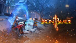 Iron Blade cover