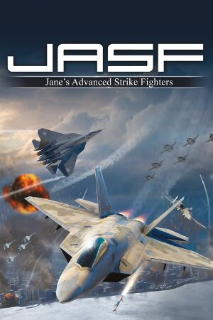 Jane's Advanced Strike Fighters cover