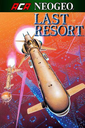 Last Resort cover