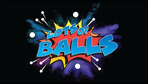 Lots of Balls cover