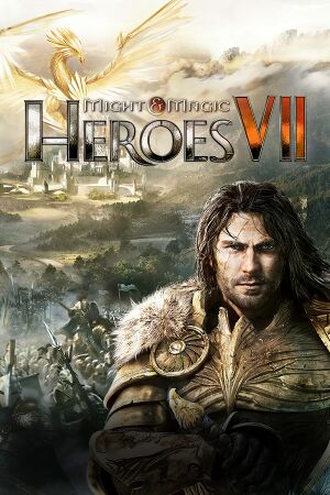 Might & Magic Heroes VII cover