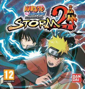 Naruto Shippuden: Ultimate Ninja Storm 2 cover