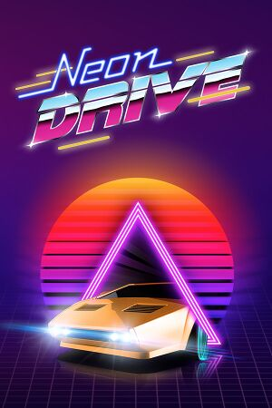 Neon Drive cover