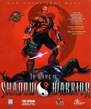 Shadow Warrior cover