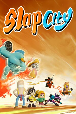 Slap City cover
