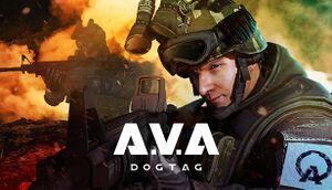AVA: Dog Tag cover