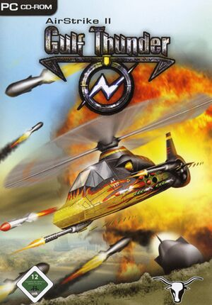 AirStrike 2 cover