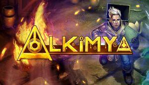 Alkimya cover
