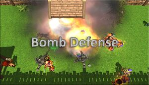 Bomb Defense cover