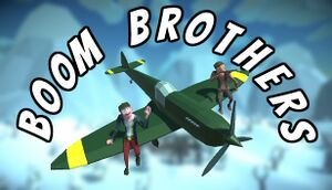 Boom Brothers cover