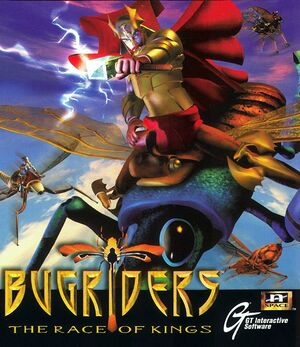BugRiders: The Race of Kings cover