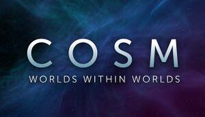 C O S M cover