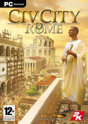 CivCity: Rome cover