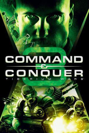 Command & Conquer 3: Tiberium Wars cover