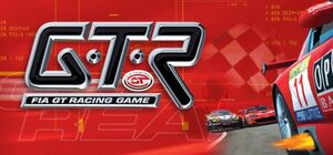 GTR - FIA GT Racing Game cover