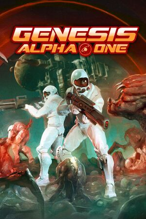 Genesis Alpha One cover