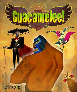 Guacamelee! Gold Edition cover