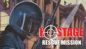 Hostage: Rescue Mission cover