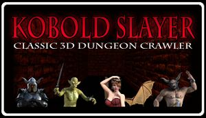 Kobold Slayer cover
