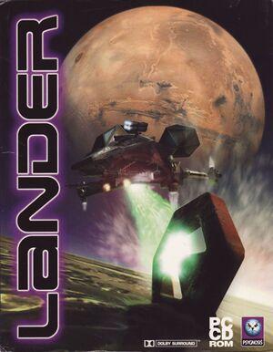Lander cover