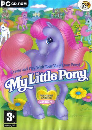 My Little Pony: Friendship Gardens cover