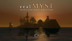 realMyst: Masterpiece Edition cover