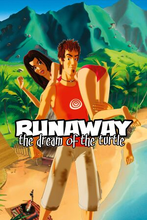 Runaway 2: The Dream of the Turtle cover