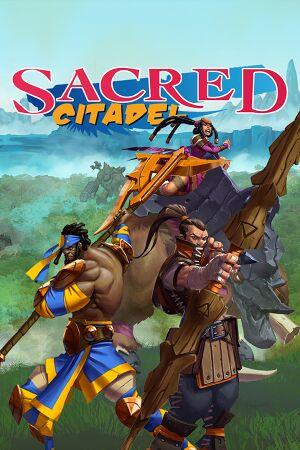 Sacred Citadel cover