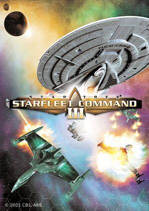 Star Trek: Starfleet Command III cover