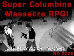 Super Columbine Massacre RPG! cover