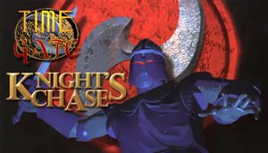 Time Gate: Knight's Chase cover