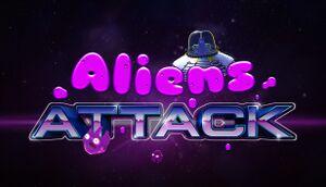 Aliens Attack VR cover